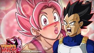 Vegeta Reacts To Goku Saiyan Rangers