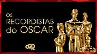 Os Maiores Recordistas da História do Oscar   D20 Lab 40