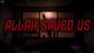 WE WERE SAVED! (POWERFUL VIDEO)