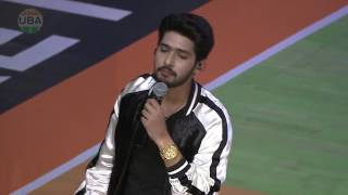Armaan Malik Performs at the UBA India Finals