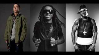 NEW Song 2010 ` Eminem Ft. 50 cent & Lil Wayne - Anthem Of The Kings (Prod By ibooo)