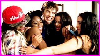 5th Harmony, Austin Mahone & Shawn Mendes