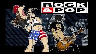 ROCK POP ANOS 80 90 INTERNACIONAL - PARTE 01