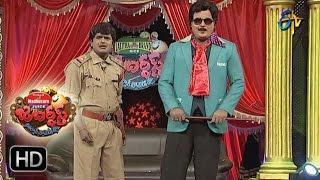 Bullet Bhaskar Sunami Sudhakar Performance | Jabardasth | 8th December 2016| ETV  Telugu