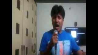 Kumar Sanu Best Song Premi Aashiq Awara Covered By Harish Joshi