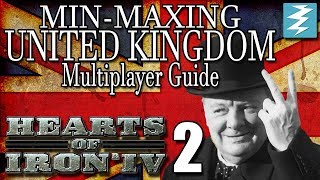 HOW TO WIN THE BATTLE OF BRITAIN [2] Multiplayer United Kingdom - Hearts of Iron IV HOI4