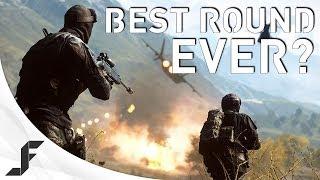The Best Round Ever? Battlefield 4