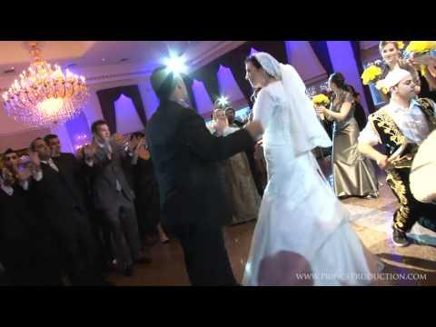 Arab Wedding Leila & Ahmed Part 1