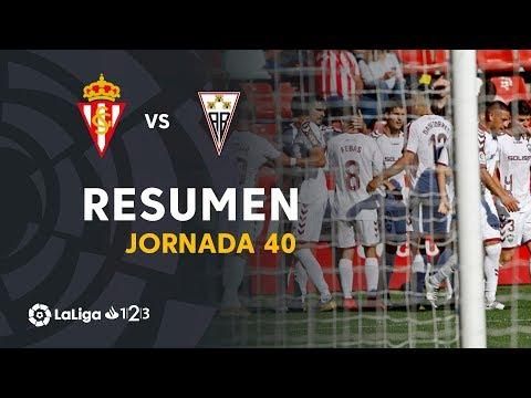 Xxx Mp4 Resumen De Real Sporting Vs Albacete BP 0 2 3gp Sex