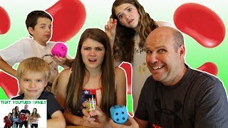 GHOST PEPPER JELLY BEAN ROULETTE / That YouTub3 Family