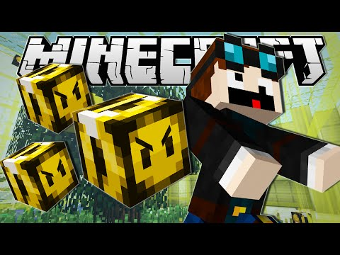 Minecraft GETTING STUNG BY A BEE Custom Command