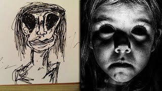 Top 15 Mysterious Drawings Done By Children