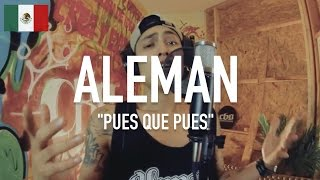Alemán - Pues Que Pues | TCE MIC CHECK