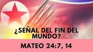 Reflexiones - Mateo 24:7, 14 - Guerras y rumores de guerras