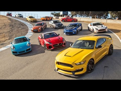 Picking the 2016 Motor Trend Best Driver s Car