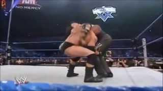 Brock Lesnar vs Undertaker Highlights - No Mecy 2003