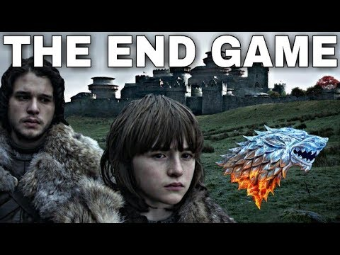 House Stark of Winterfell Their True Purpose Game of Thrones Season 8 End Game Theory