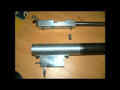 Homemade pcp air gun call.177 part.1