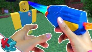 Realistic Minecraft: ROBLOX IN MINECRAFT?!