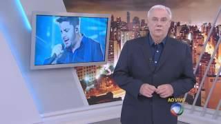 Cidade Alerta Especial: morre o cantor Cristiano Araújo