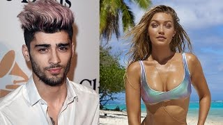 Gigi Hadid Shares Zayn's Reaction To Her Sexy SI Swimsuit Pics!