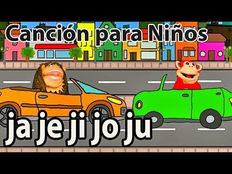 Xxx Mp4 Canción Ja Je Ji Jo Ju El Mono Sílabo Videos Infantiles Educación Para Niños 3gp Sex