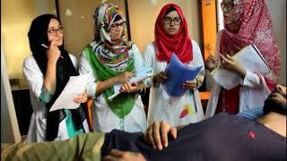 short film based on medical life CMOSHMC