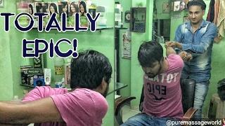 Best Indian Head Massage- Head, Scalp and Upper Body by Shoib   Episode 3   ASMR