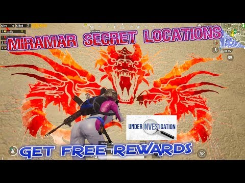 Xxx Mp4 PUBG MOBILE 4 NEW MIRAMAR MAP SECRET LOCATIONS FOR Investigation GO AND GET FREE SILVER COIN 3gp Sex