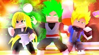Minecraft: - DRAGON BALL Ep.2 - SUPER SAIYAJIN LENDÁRIO !!! ‹ Ine ›