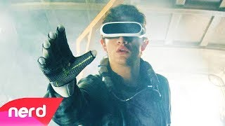 Ready Player One Song   Victorious   Divide w/FabvL, JT Music & #NerdOut (Unofficial Soundtrack)