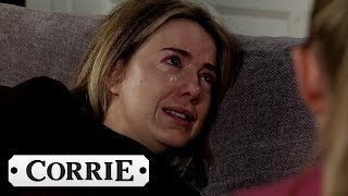 Coronation Street - Abi Wallows in Self-Pity | PREVIEW