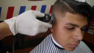 Trendy haircut 2015- periban barber shop