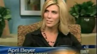 Dating Coach, Relationship Coach & Professional Matchmaker April Beyer
