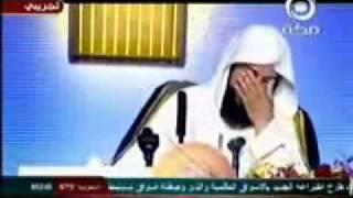 الشيخ محمد العريفي ومبالغة الشاب موتته من الضحك