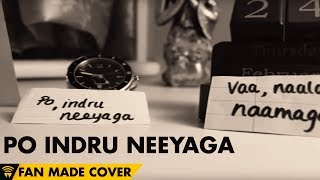 Po Indru Neeyaga - Velai Illa Pattadhaari | Fan Video Piano Cover from UK by IsaiVattam