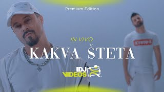 IN VIVO - KAKVA STETA (OFFICIAL VIDEO)