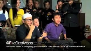 Speech Composing Arya Wiguna - Demi Tuhan