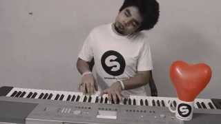 DubVision - I Found Your Heart (Hasit Nanda Piano Cover)