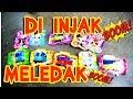 Download Video Download LUCU MAIN PETASAN INJAK BIKIN KAGET 3GP MP4 FLV