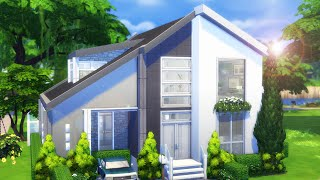 The Sims 4 House Building - Diamond's Drive (Base Game) Part 1
