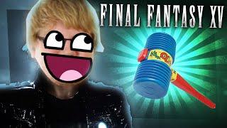 Final Fantasy XV Platinum Demo #1 - WHACK-A-MOLE