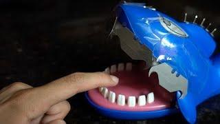 EXTREME SHARK DENTIST CHALLENGE!!! *DO NOT ATTEMPT*