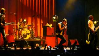 The Maine - Don't Give Up On Us (Live on 4/21/2012)