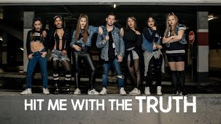 RUDI SMIT | HIT ME WITH THE TRUTH