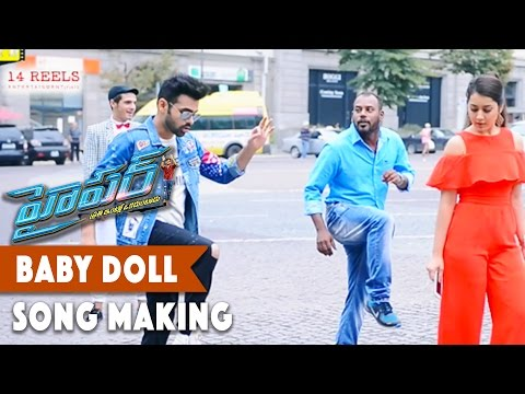 Baby Doll Song Making - HYPER