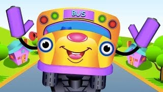 Old MacDonald Had A Bus - Fun Rhymes For Children