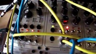 Modular Synth - Patch in Progress 25