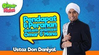 Promo Omar & Hana | Peranan & Pendapat | Ustaz Don Daniyal