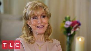 Theresa Reads Actress Barbara Eden | Long Island Medium